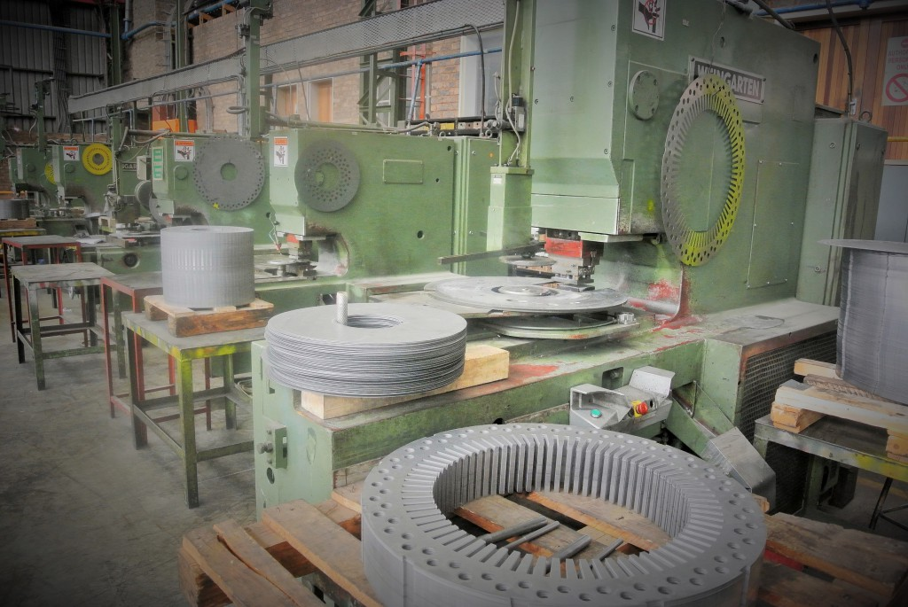 Electrical Laminations